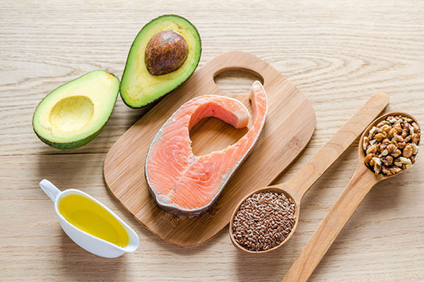 Don't forget your Omega-3 fatty acids