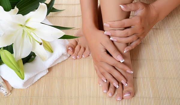Pamper your paws at home with this easy paraffin wax manicure