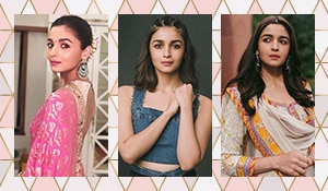 Alia Bhatt's hairdos we're totally crushing over