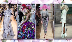Fashion roundup: Our favourite designers from Haute Couture Week Fall/Winter 2018-2019