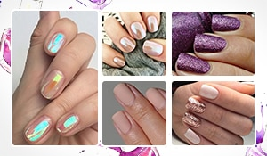 Here is your guide to every nail polish finish out there