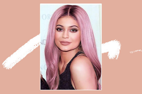 Pink hair colour inspo to take from Kylie Jenner