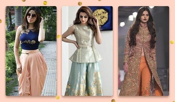 5 Pinterest inspired Indo-western outfit ideas to take you through the Ganpati festival