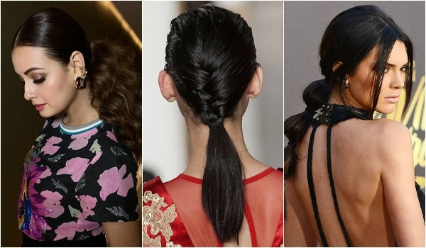 Low ponytails are versatile—here are 5 different ways to style them