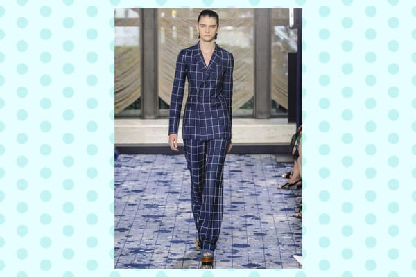 Power dressing at Gabriela Hearst