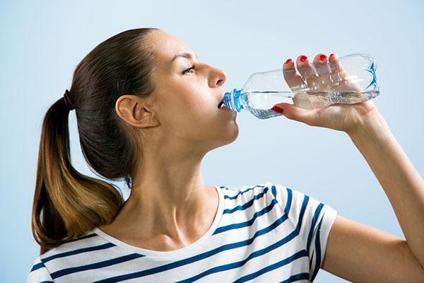 Chug more water: