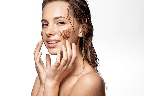 Don't forget to exfoliate: