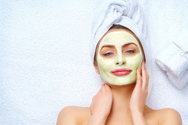 Treat your skin to a homemade mask: