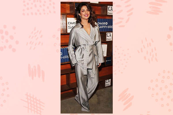 Priyanka Chopras best style moment from Sundance Film Festival
