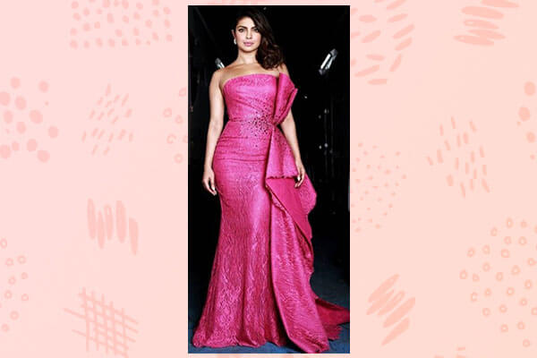 Priyanka Chopras best style moment from Zee Cine Awards