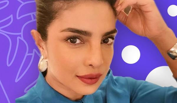 Priyanka Chopra Jonas' quick Zoom makeup is perfect for last-minute meetings