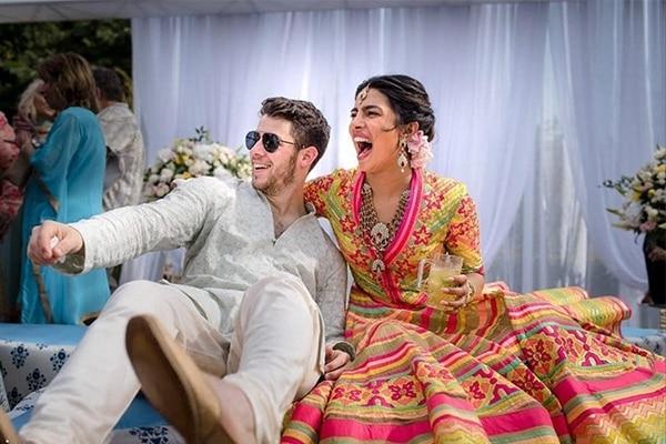 PriyankaChopra Nick Jonas Wedding