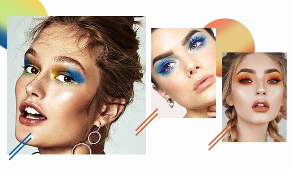 Put the smoke out with these summer-worthy Smokey eyes