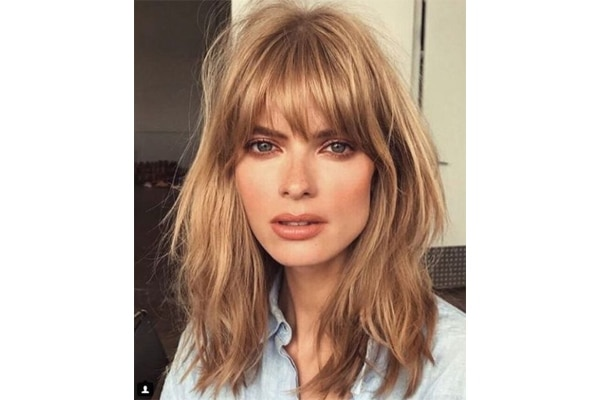 Hairstyles For Long Faces And Other Face Shapes