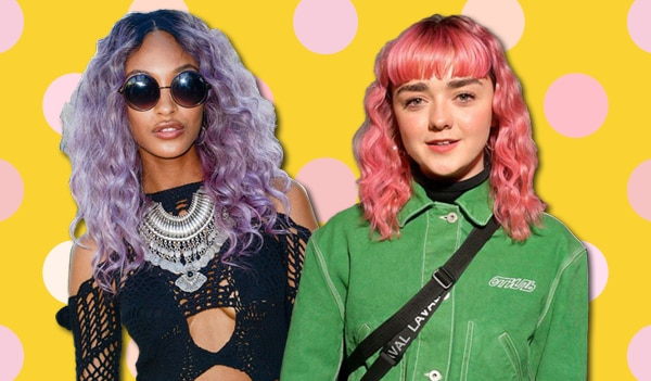 Quirky winter hair colour trends for 2020