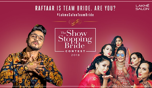 Attention, brides-to-be! Want to co-star in the hottest shaadi track with Raftaar? Here is how…