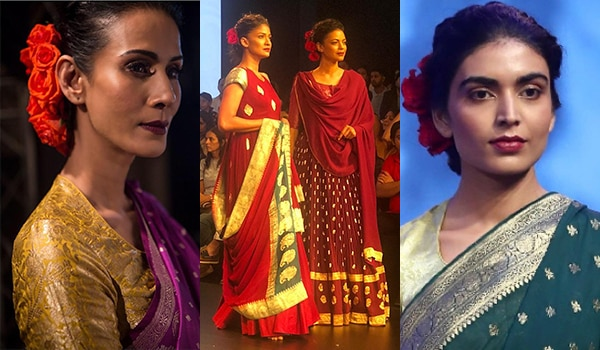 Ramp to reality: Festive beauty looks straight from the Gaurang Shah Fashion show