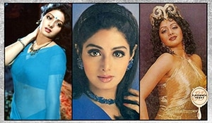 Remembering the timeless diva Sridevi and her epic beauty 'Lamhe'