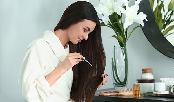 5 hair care ingredients that can help repair damaged hair in the lockdown