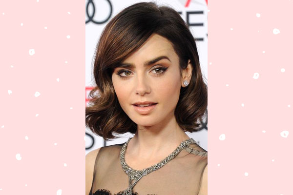 Party- Ready Hairstyle For Girls With Short, Straight Hair