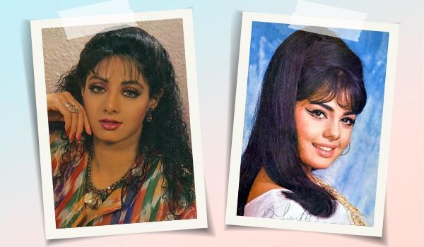 Iconic and totally OTT Bollywood makeup looks that were a hit back then