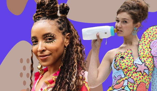 NYFW SS22: The best beauty trends to bookmark RN