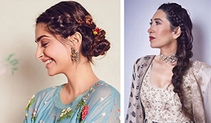 Rock that braid! Let these Bollywood beauties show you how