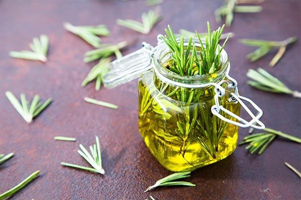 Rosemary hair oil