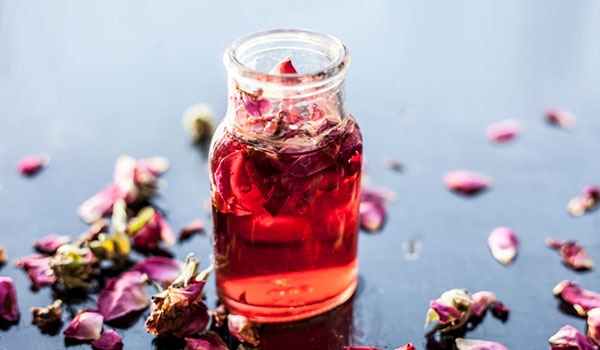 Rose water is the magic potion you need to cure your under-eye bags