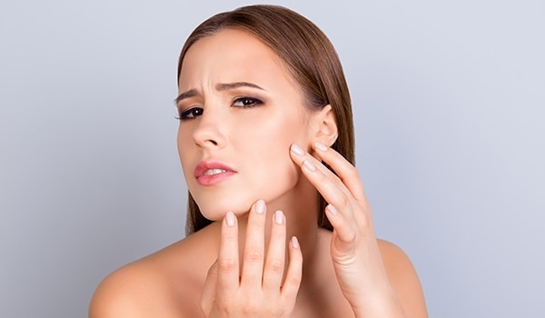 Round the clock skin care routine for girls with dry skin