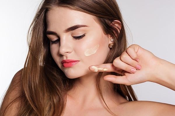 As a moisturiser