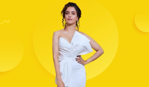 How to style curly hair for every occasion and mood ft. birthday girl Sanya Malhotra