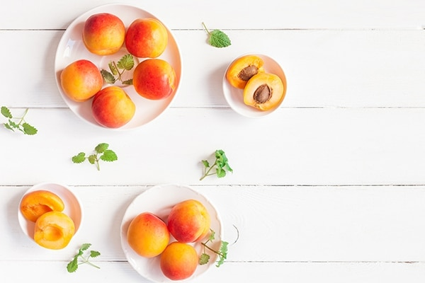 The goodness of apricot