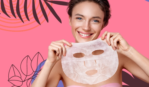 4 ingredients to look for in your sheet mask this summer