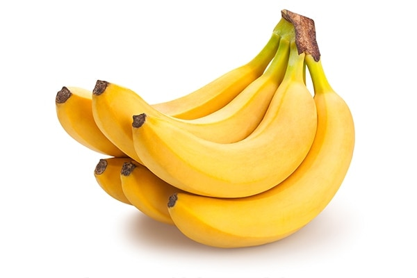 Load up on bananas