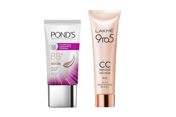 # BB and CC Creams