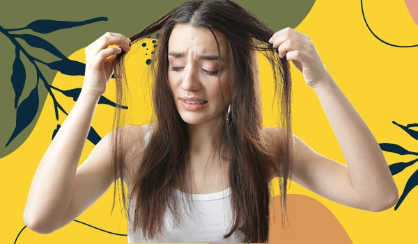 5 signs you have a greasy scalp — and how to deal with it