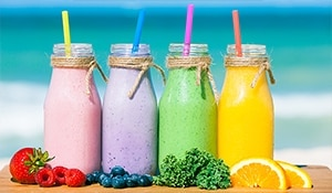 Look fresh and glow all summer with these skin-brightening smoothies