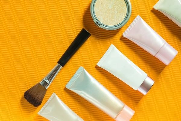 #2 Use mattifying products
