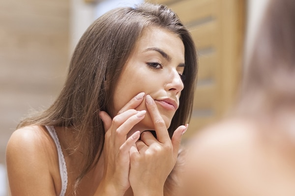 #4 Don't touch your face constantly