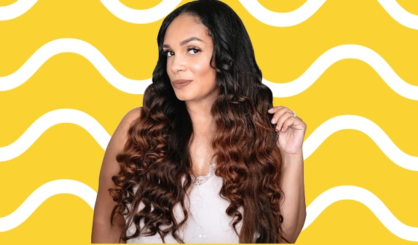Sneaky ways to get perfect curls with absolutely no heat!