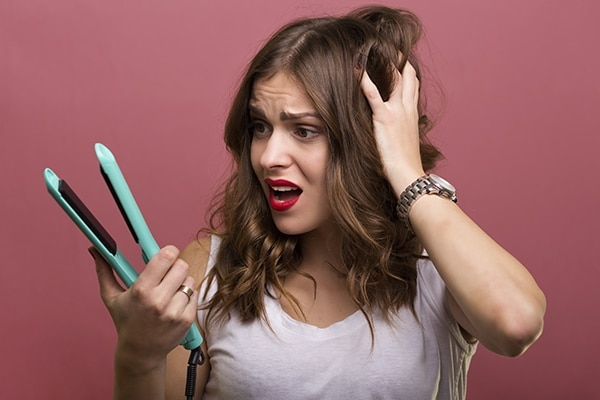 Say no to heat-styling tools