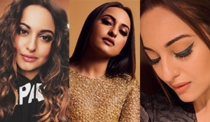 The Sonakshi Sinha School of eye makeup