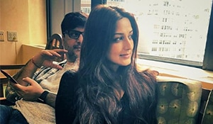 Sonali Bendre talks about her battle with cancer