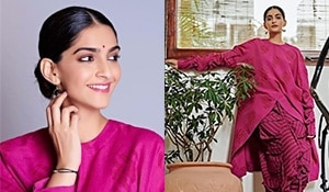 Sonam K Ahuja shows you how to look classy in a traditional outfit