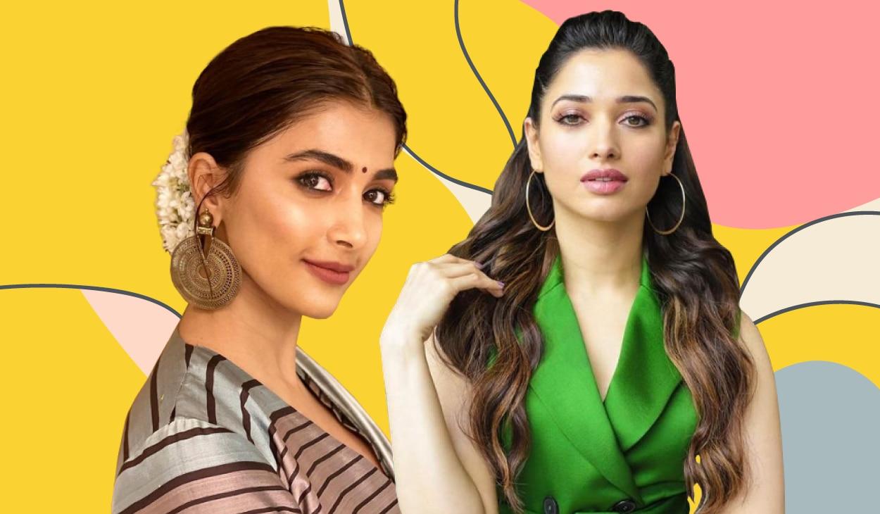 Samantha Akkineni to Tamannaah Bhatia: South Indian actresses give us major hairstyle goals