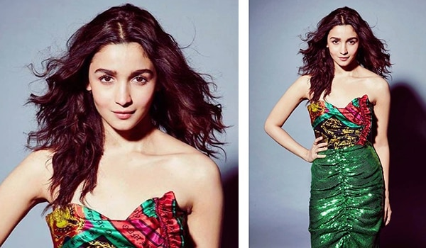 Spring is in the air! Taking spring makeup notes from Alia Bhatt