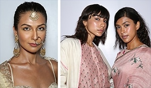 Steal these runway beauty looks for a spring wedding now!