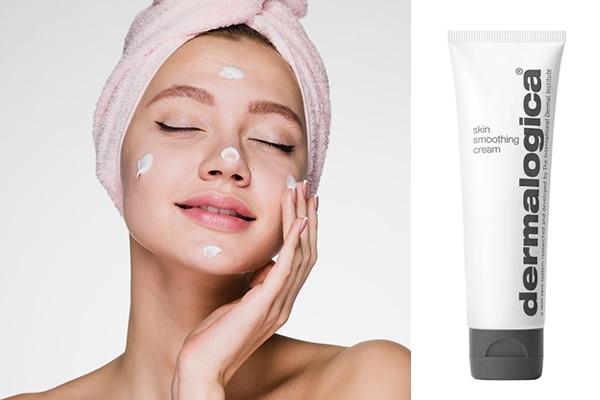 A soothing moisturiser