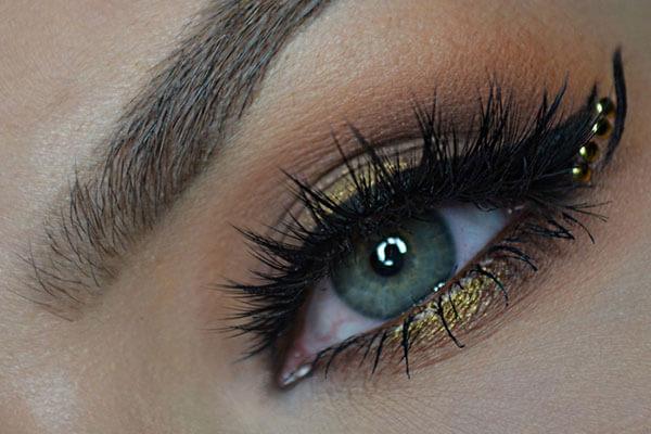 Trend alert 5: Studded eyeliner trend